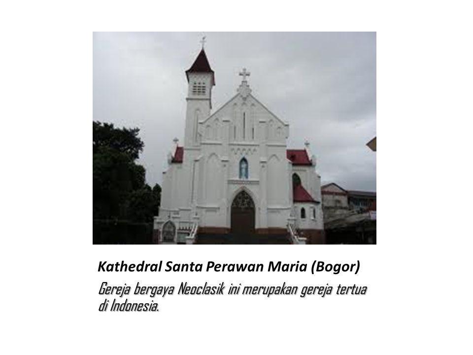 Kathedral Santa Perawan Maria (Bogor)