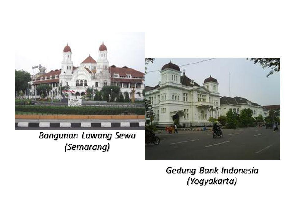 Bangunan Lawang Sewu (Semarang)