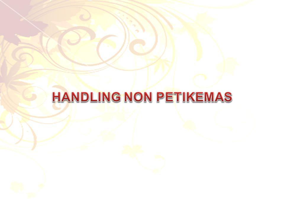 HANDLING NON PETIKEMAS