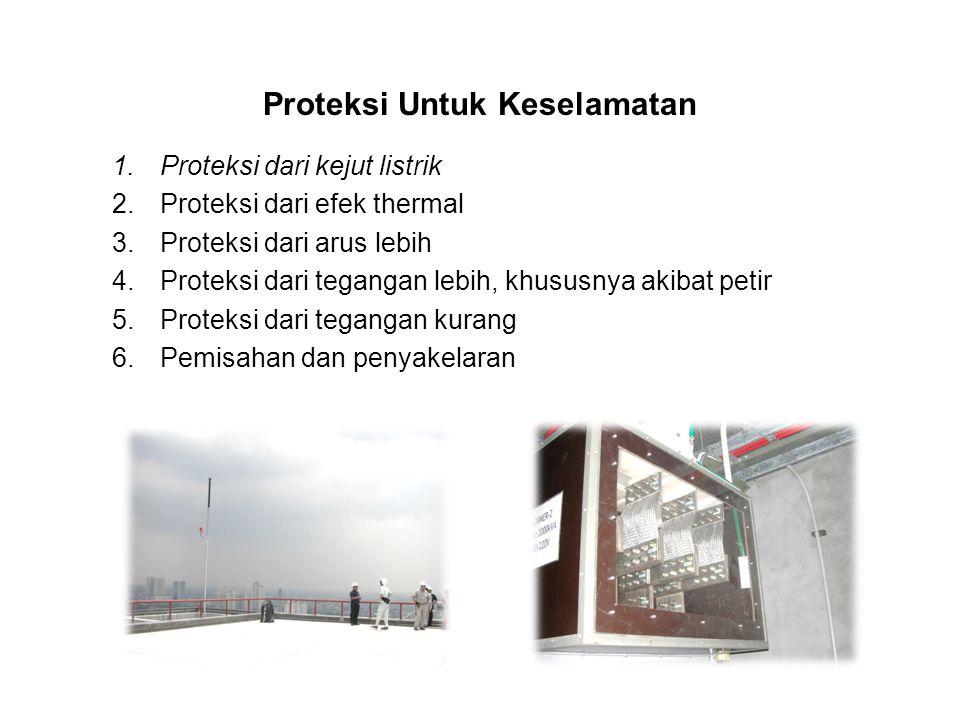 Proteksi Untuk Keselamatan