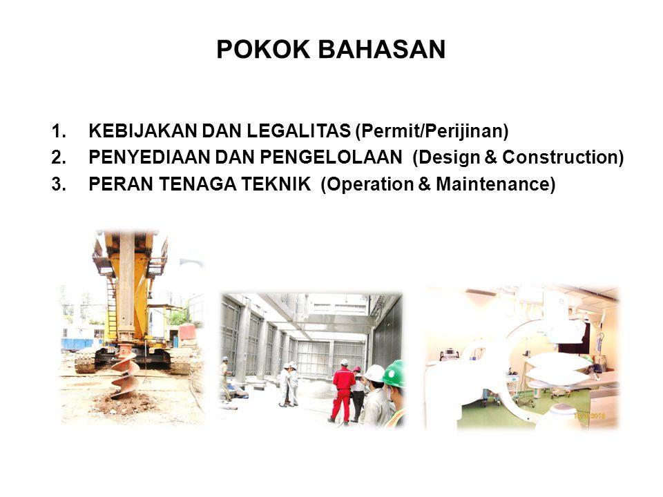 POKOK BAHASAN KEBIJAKAN DAN LEGALITAS (Permit/Perijinan)