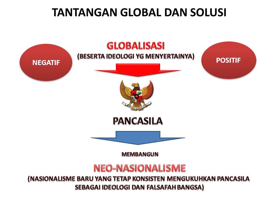 TANTANGAN GLOBAL DAN SOLUSI