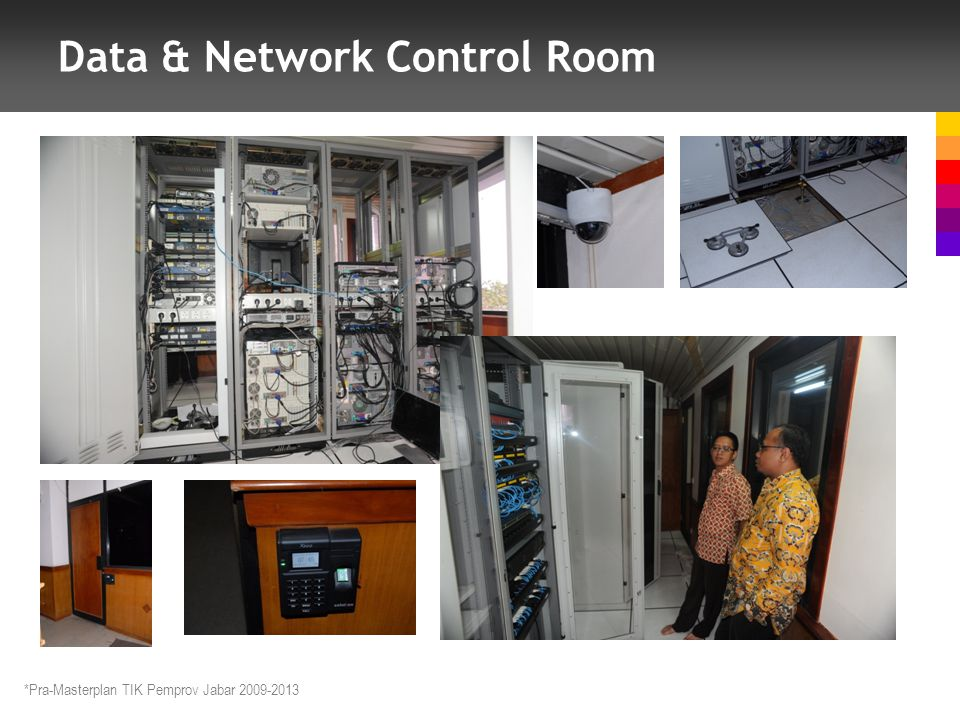 Data & Network Control Room