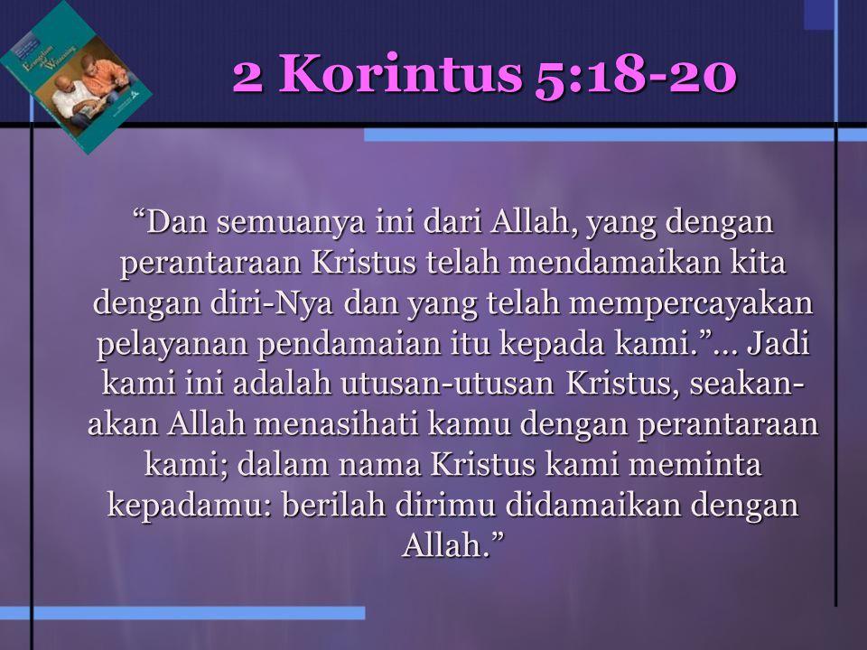 2 Korintus 5:18-20