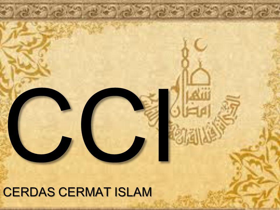 CCI CERDAS CERMAT ISLAM