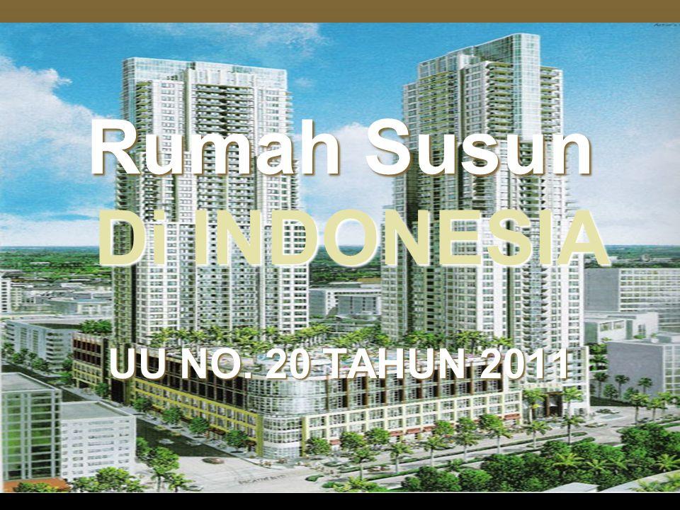 Rumah Susun Di INDONESIA