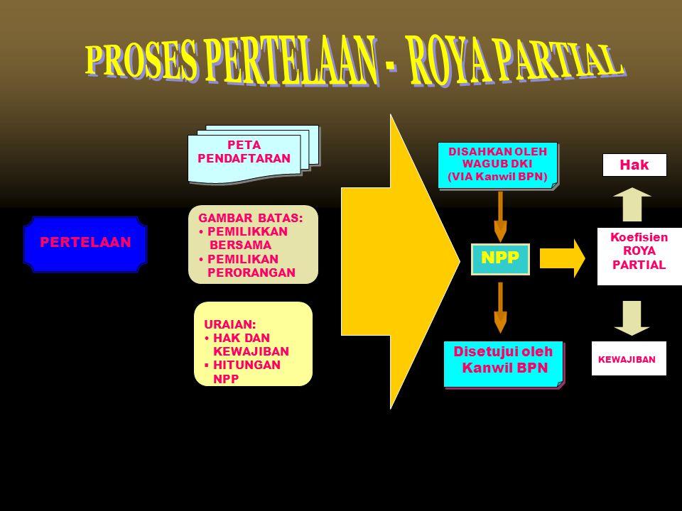 PROSES PERTELAAN - ROYA PARTIAL