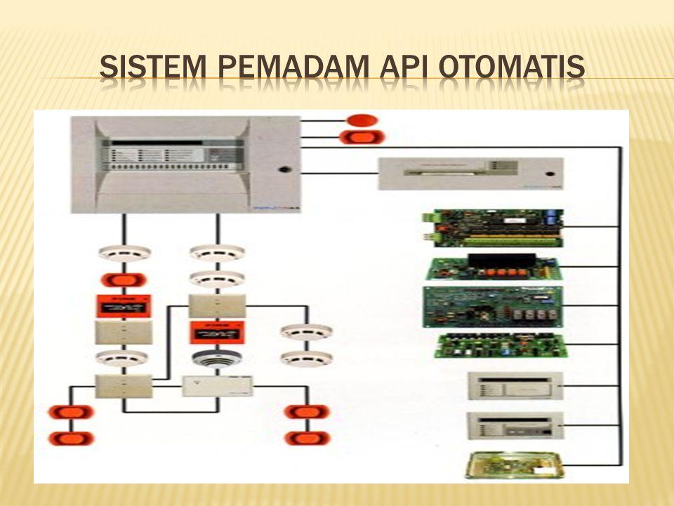 SISTEM PEMADAM API OTOMATIS