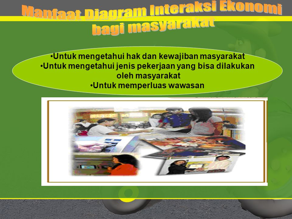 Peran konsumen dan produsen ppt download 13 manfaat diagram interaksi ekonomi bagi masyarakat ccuart Image collections
