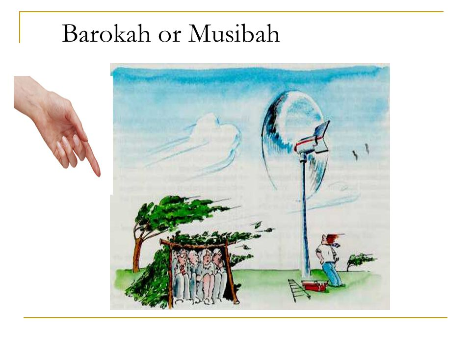 IT Barokah or Musibah