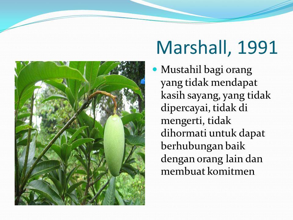 Marshall, 1991