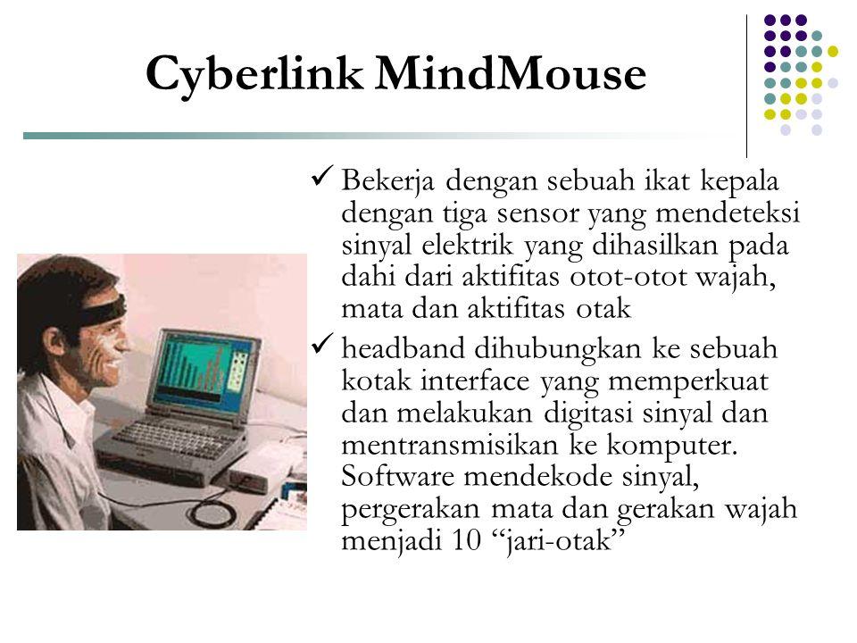 Cyberlink MindMouse