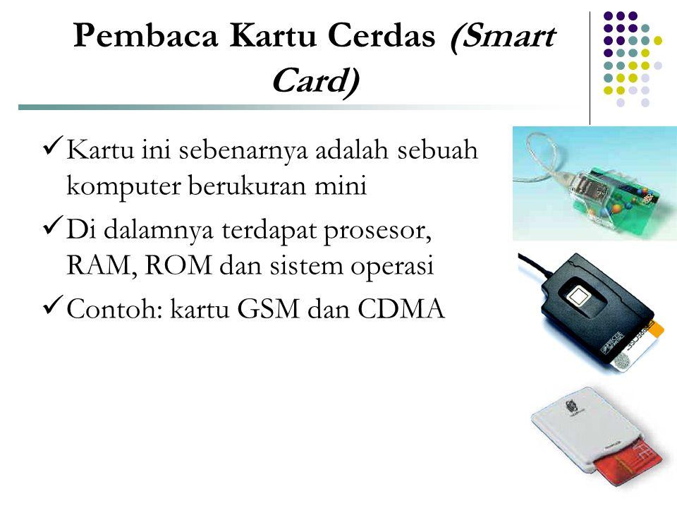 Pembaca Kartu Cerdas (Smart Card)