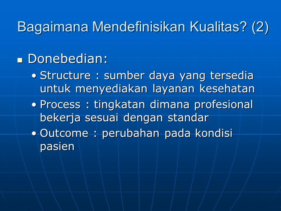 Bagaimana Mendefinisikan Kualitas (2)