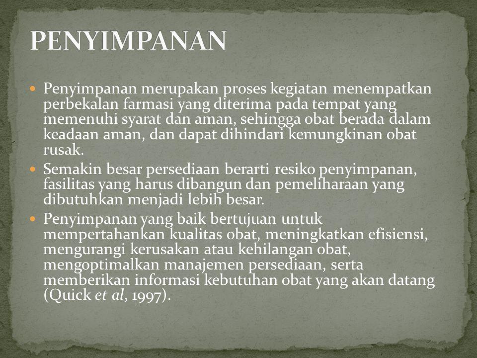 PENYIMPANAN