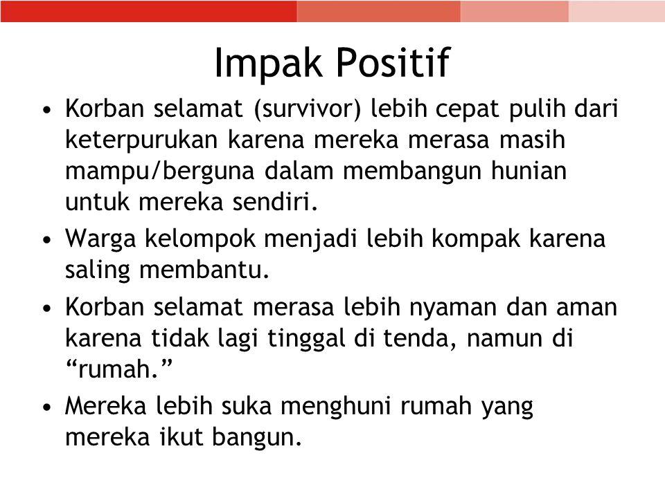 Impak Positif