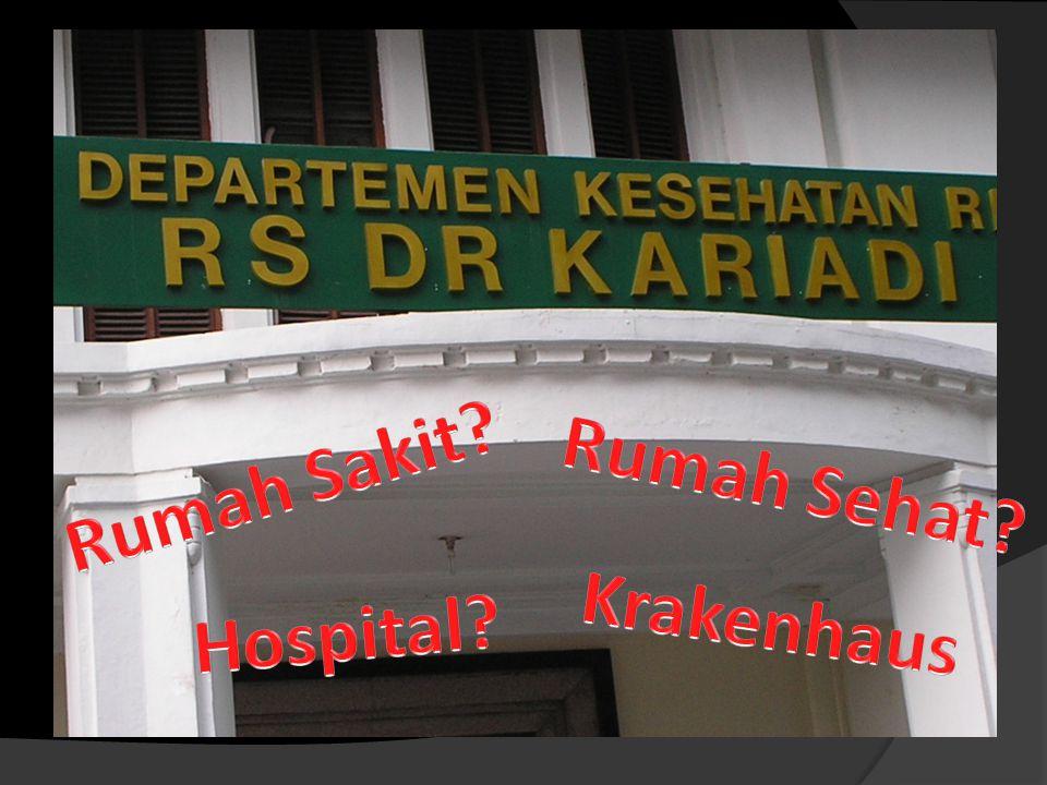 Rumah Sakit Rumah Sehat Krakenhaus Hospital