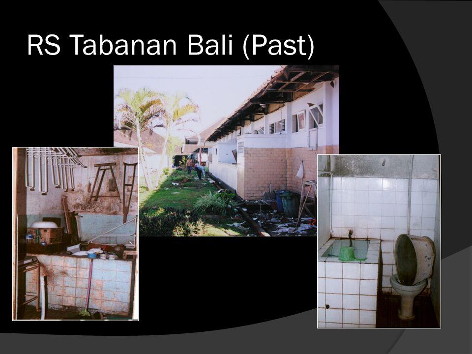 RS Tabanan Bali (Past)