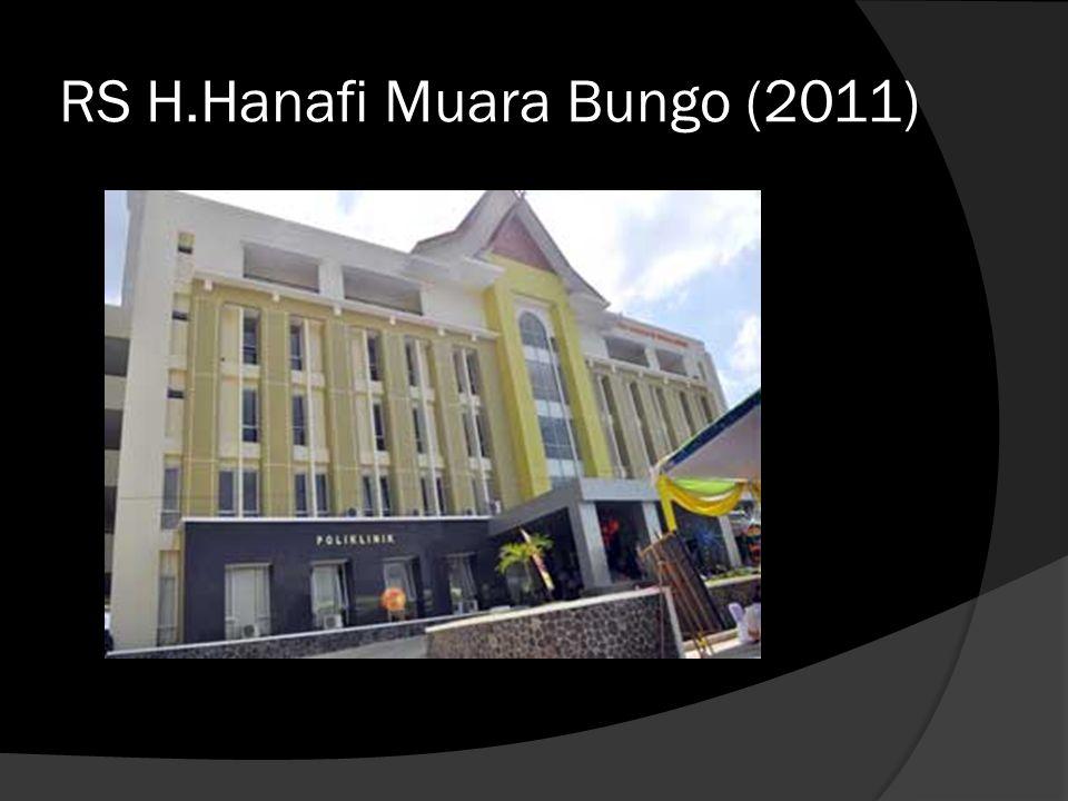 RS H.Hanafi Muara Bungo (2011)