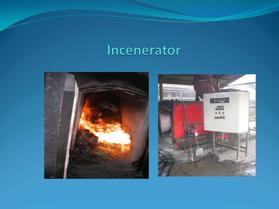 Incenerator