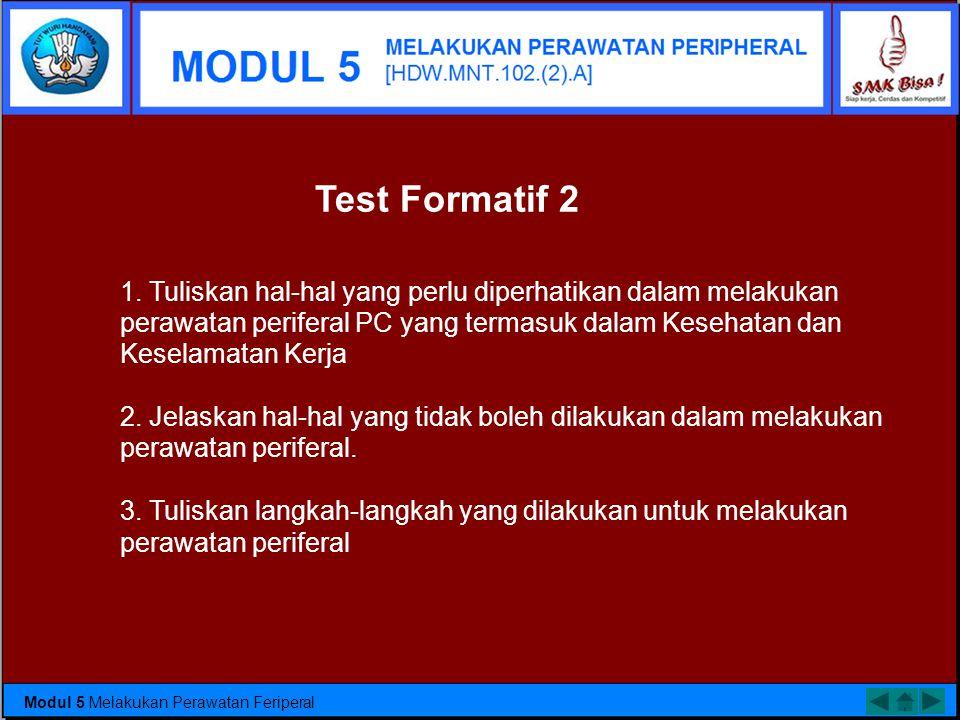 Test Formatif 2