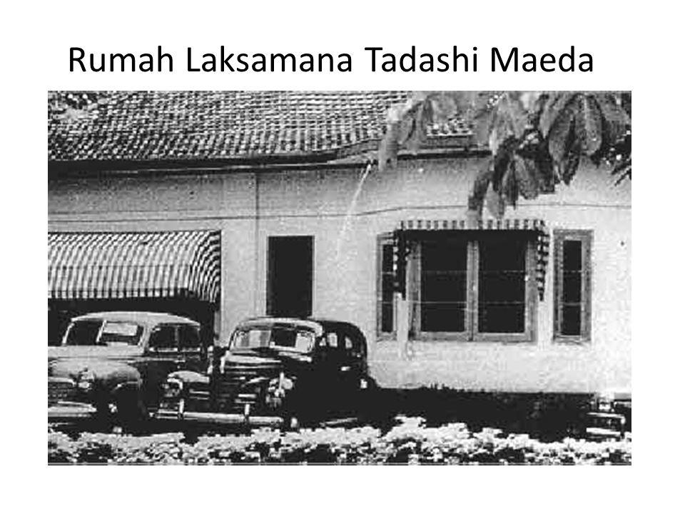 Rumah Laksamana Tadashi Maeda