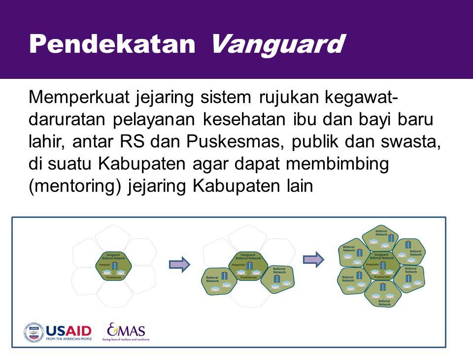 Pendekatan Vanguard