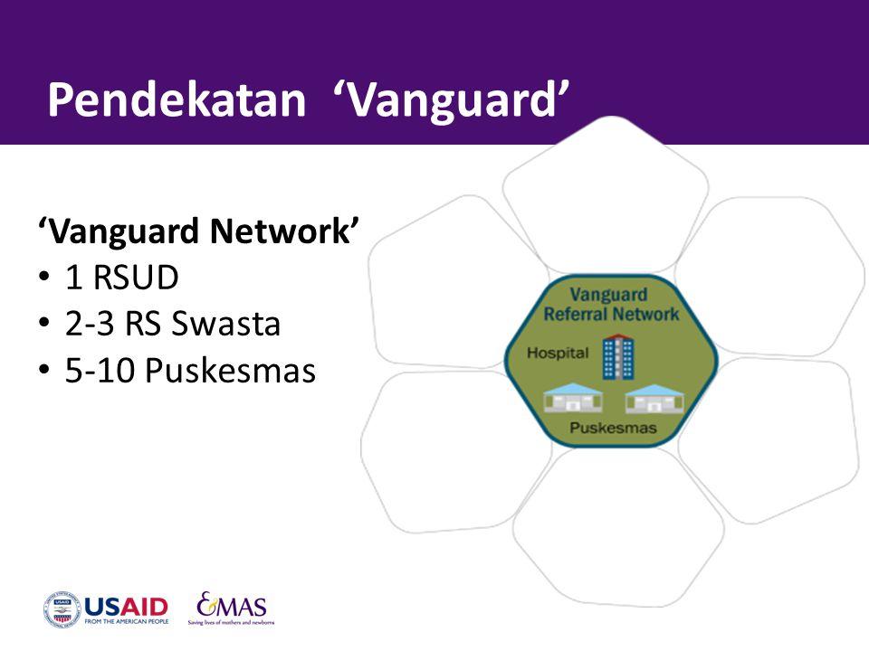 Pendekatan 'Vanguard'