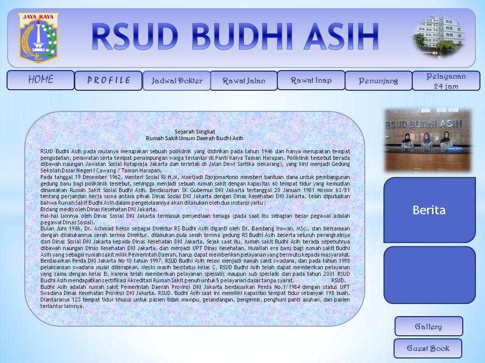 Rumah Sakit Umum Daerah Budhi Asih