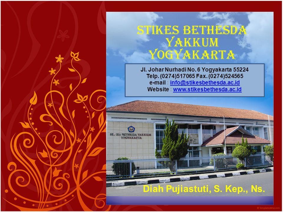 STIKES Bethesda Yakkum Yogyakarta