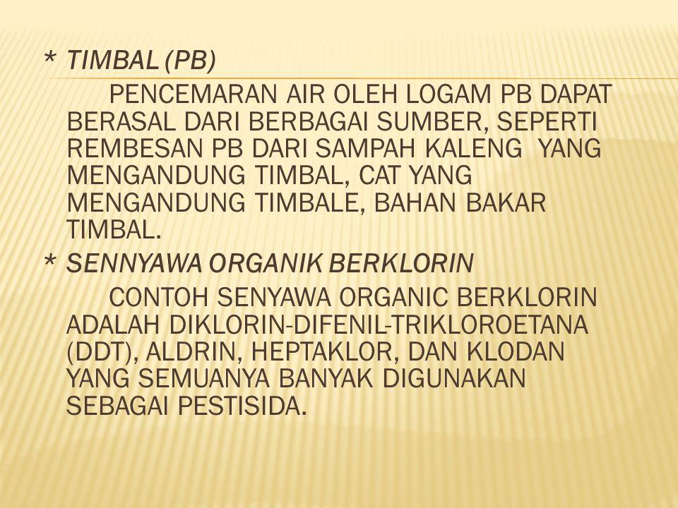 * TIMBAL (PB)