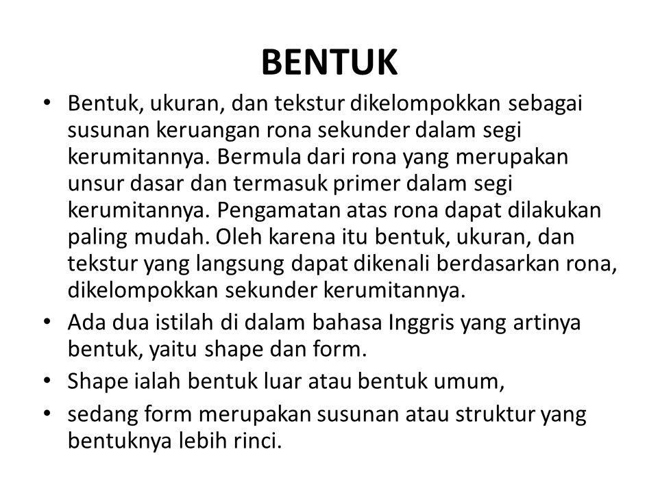 BENTUK