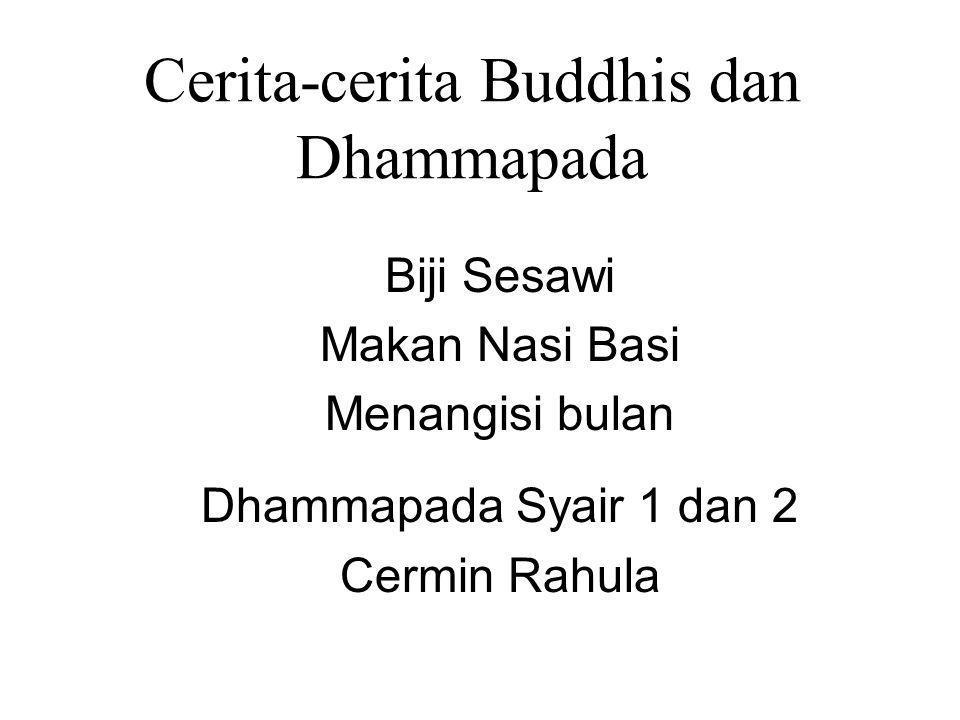 Cerita-cerita Buddhis dan Dhammapada