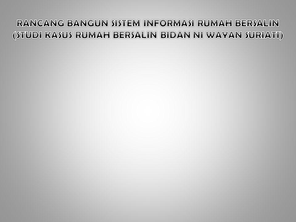 Oleh : I Putu Agus Hendrayana Surya (07410100176)