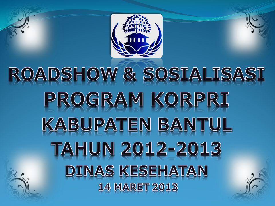 ROADSHOW & SOSIALISASI