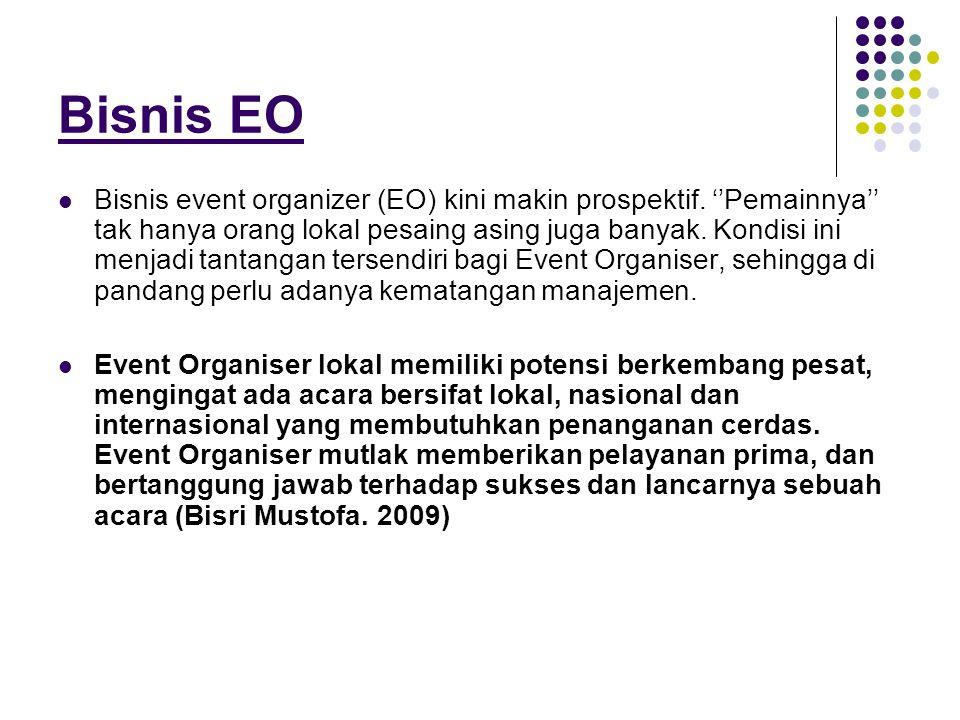 Bisnis EO
