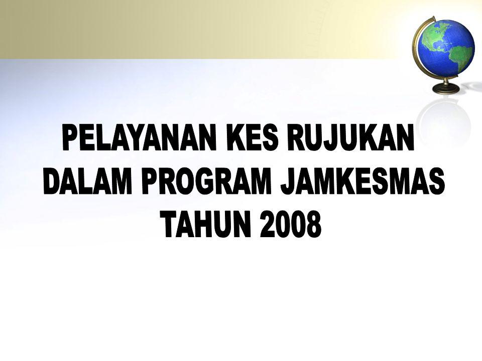 DALAM PROGRAM JAMKESMAS