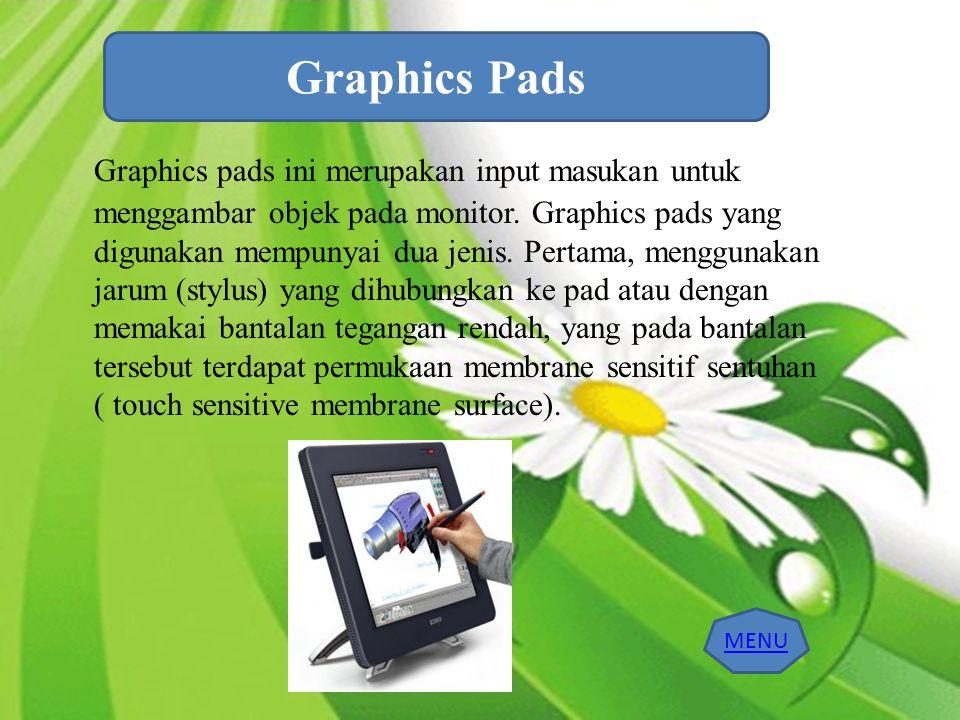 Graphics Pads