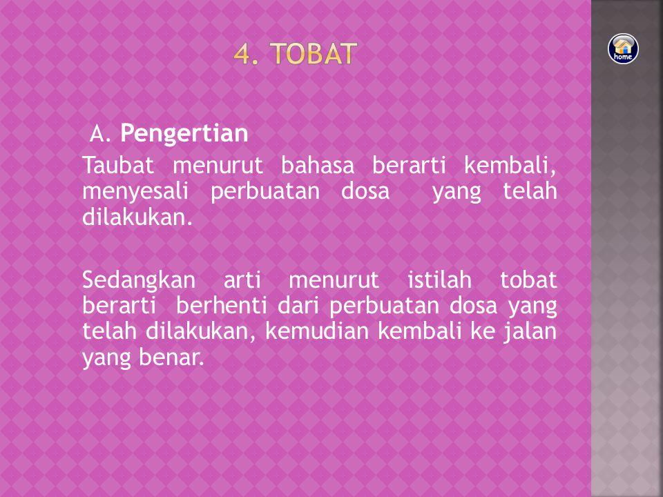 4. tobat