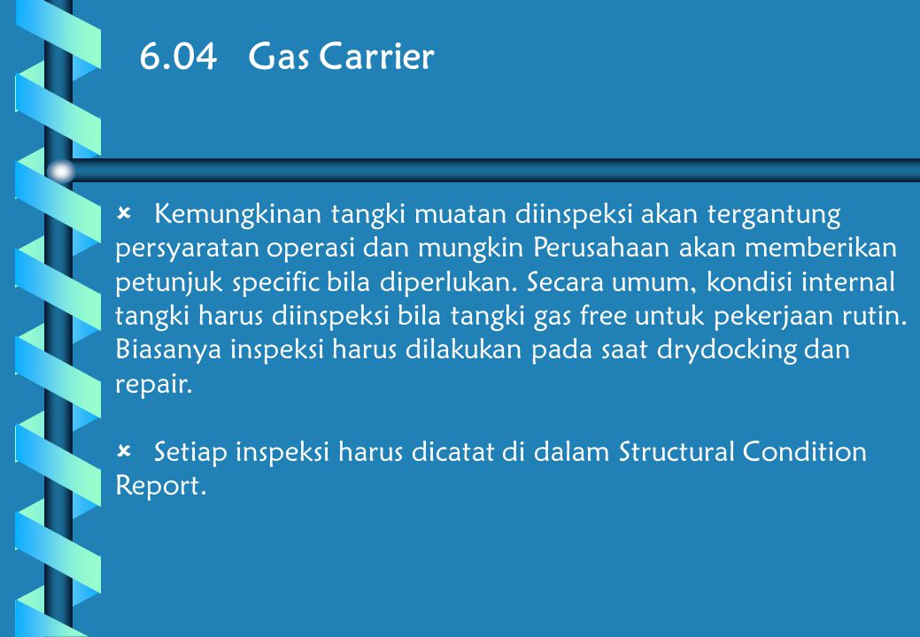 6.04 Gas Carrier