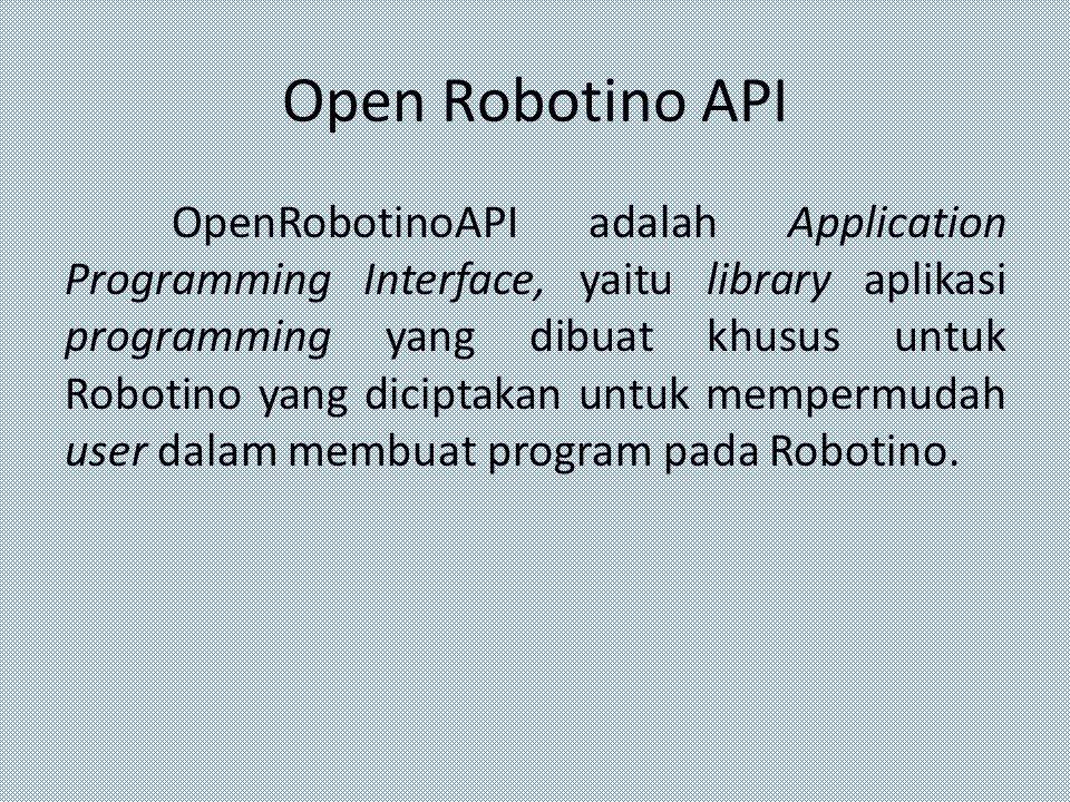 Open Robotino API