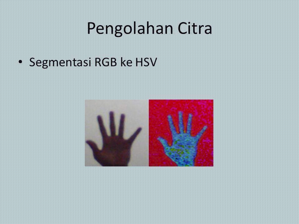 Pengolahan Citra Segmentasi RGB ke HSV