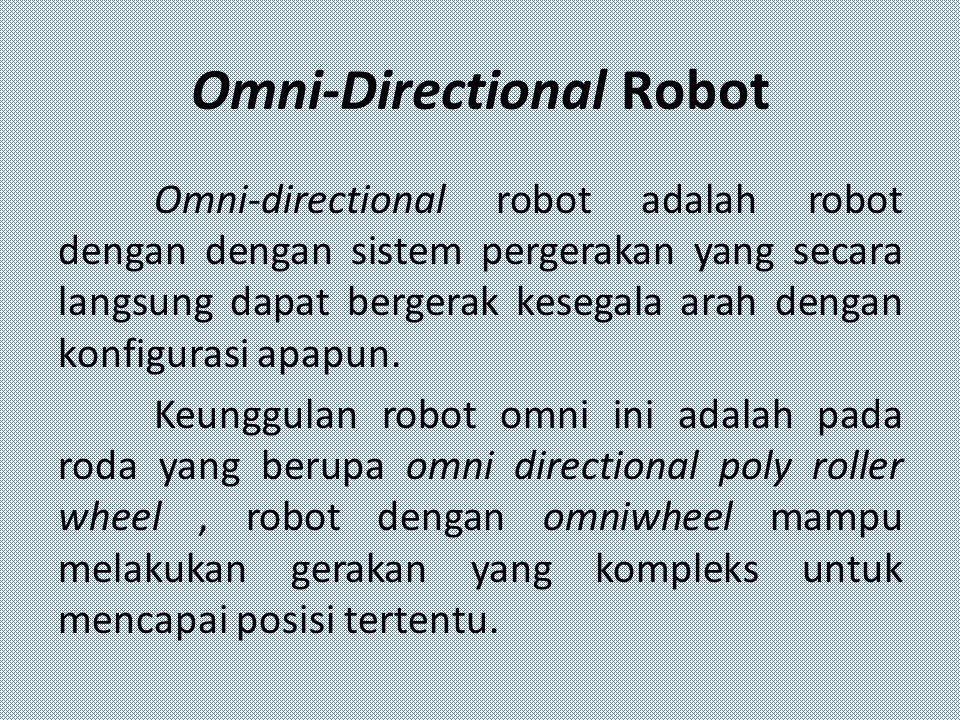 Omni-Directional Robot