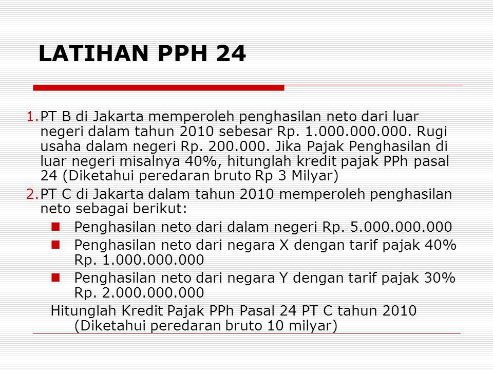 LATIHAN PPH 24