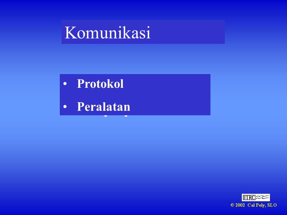 Komunikasi Protokol Peralatan