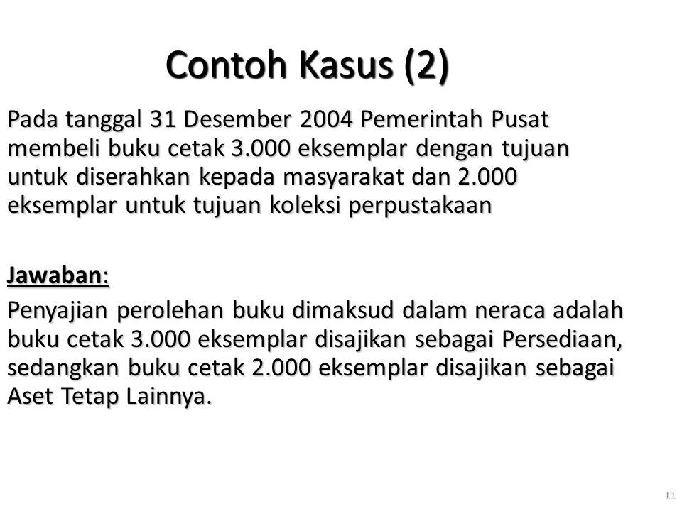 Contoh Kasus (2)