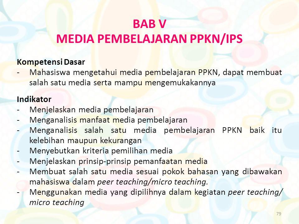 MEDIA PEMBELAJARAN PPKN/IPS