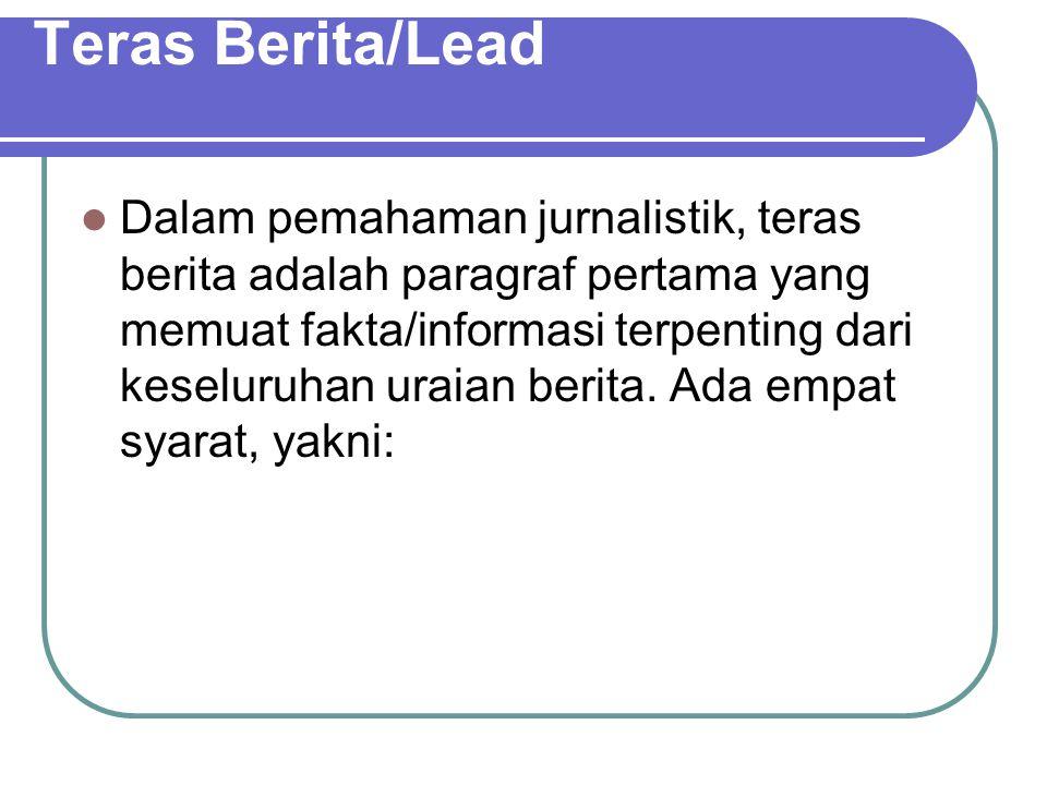 Teras Berita/Lead