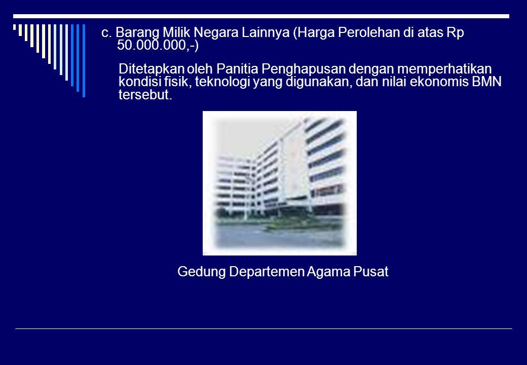 Gedung Departemen Agama Pusat