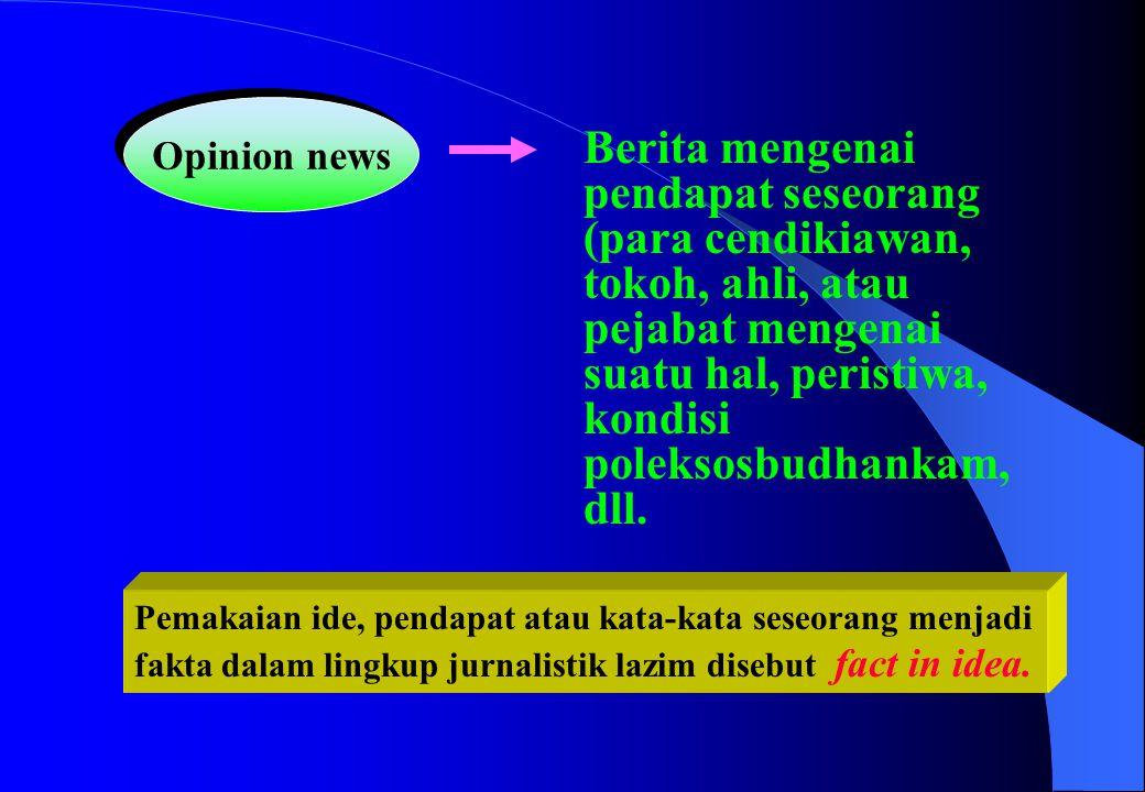 Opinion news